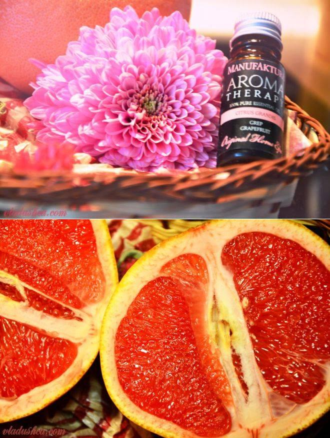 Эфирное масло грейпфрута: свойства и применение | пища это лекарство