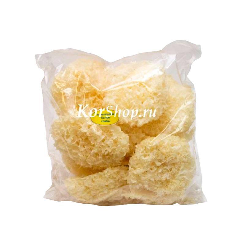 Коралловый гриб рецепт приготовления