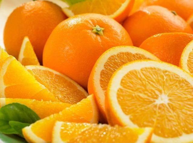 Сколько калорий в апельсине 1 шт без кожуры калорийность на 100 г