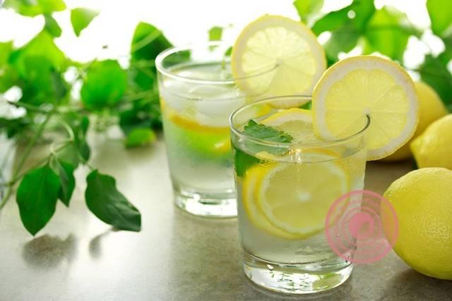 Сколько калорий в воде из под крана. калорийность воды с лимоном
