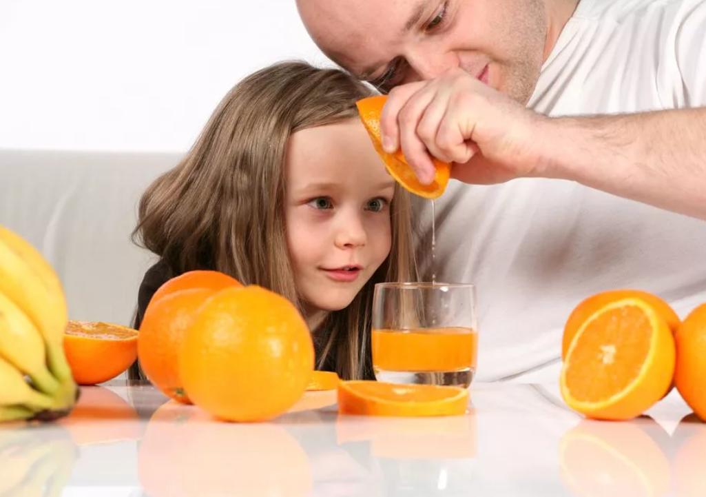 С какого возраста можно давать апельсин ребенку — selok.info