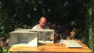 Простейший кильчеватор для винограда своими руками из подручных средств + видео