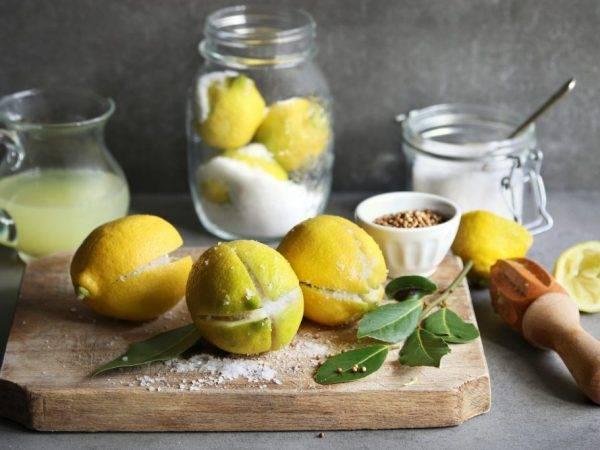 Очищение кишечника лимоном с солью