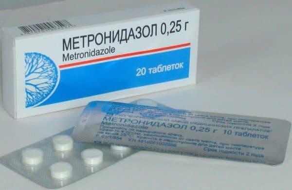 Как применяется Метронидазол для индюшат