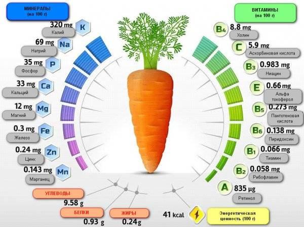 Употребление моркови от изжоги