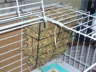 Как сделать сенник для кроликов своими руками?