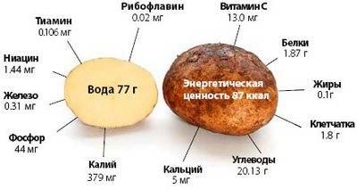 Чем полезен картофельный сок