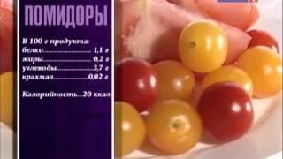 Калорийность ? помидора: свежего без соли, маринованного, соленого на 100 гр и 1 шт