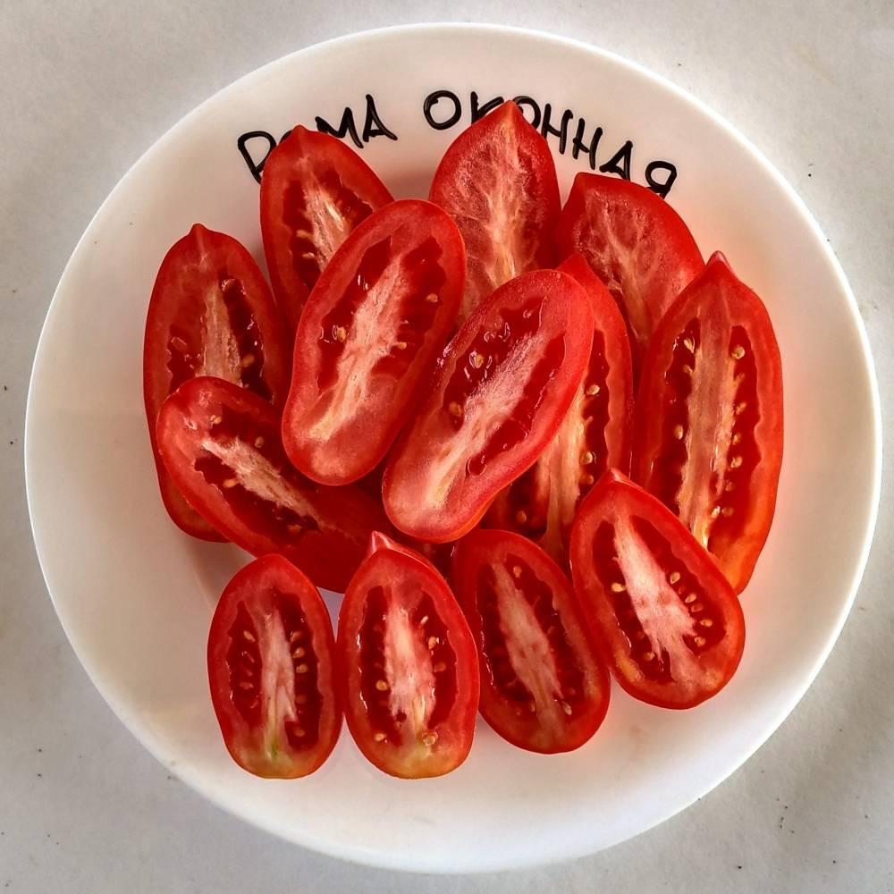Универсальные помидоры сорта рома