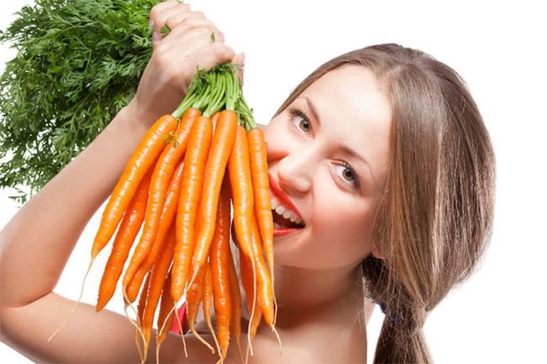 Правда ли, что морковь улучшает зрение