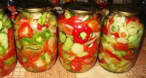 Донской салат на зиму — поистине лучшая закуска