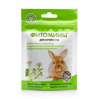 Витамины для кроликов: топ 6 препаратов, какие нужны и в чем содержатся