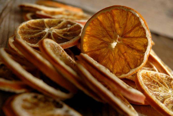 Три эффективных метода создания декоративных заготовок из апельсиновых долек
