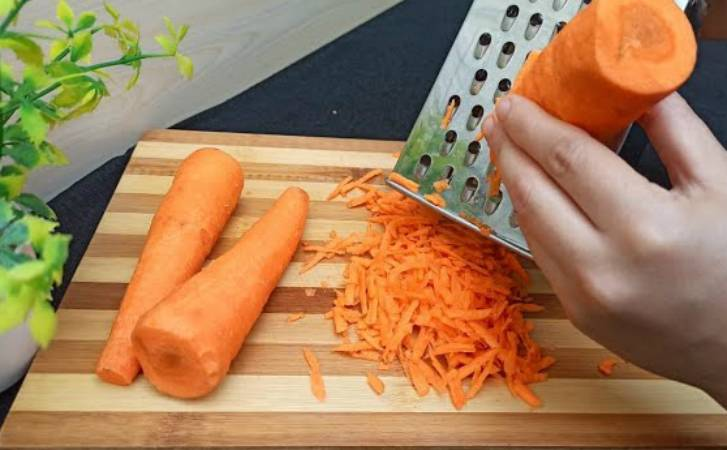 Помогает морковь от изжоги