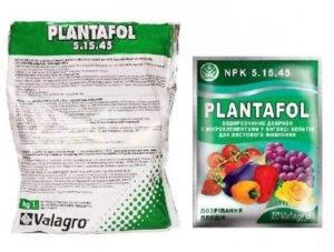 Инструкция, эффективность и преимущества применения удобрения плантафол