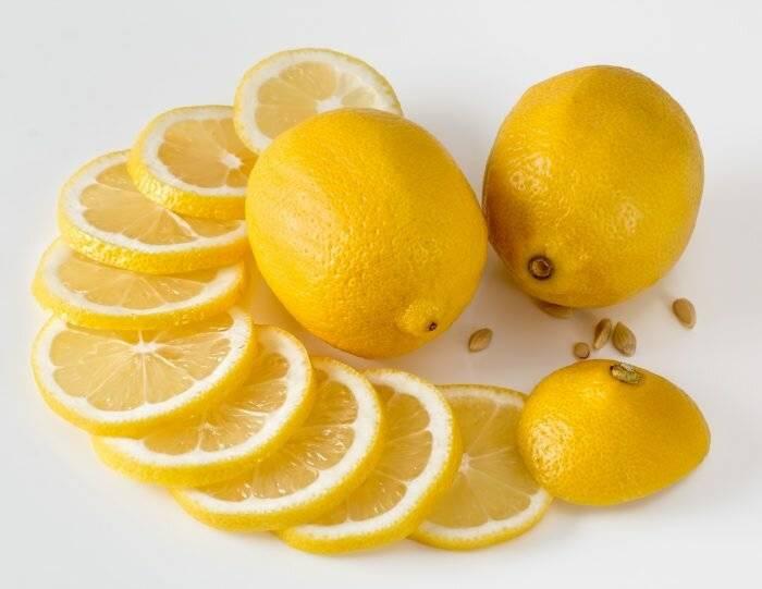 Витаминный состав апельсинов и лимонов