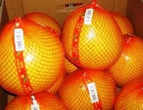 Описание грейпфрута свити