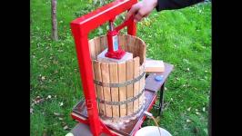Пресс для отжима винограда – как сделать своими руками из подручных материалов. прессы для отжима и выдавливания винограда своими руками (чертежи, видео и фото) пресс для отжима винограда своими руками чертежи