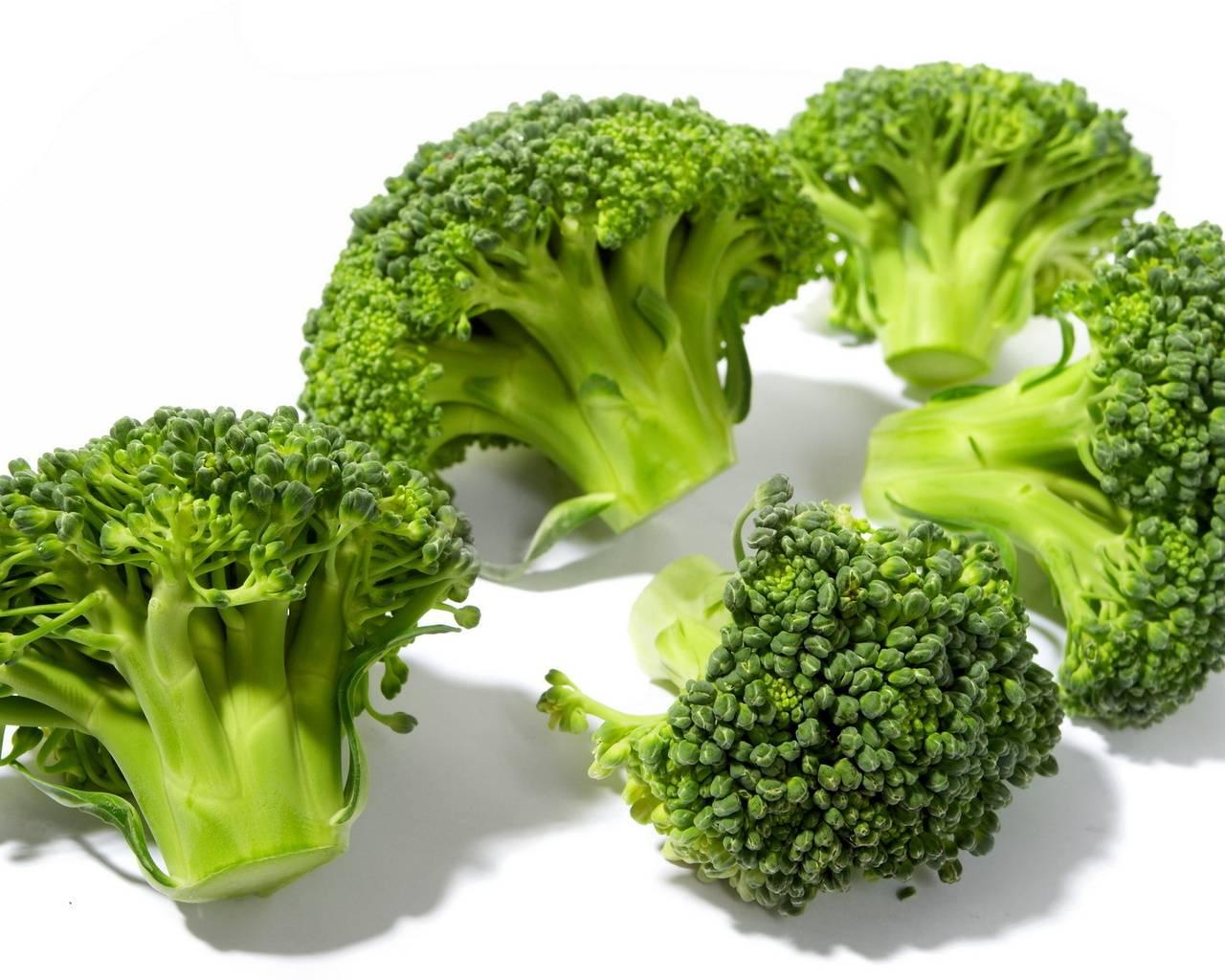 Чем отличается брокколи от цветной капусты