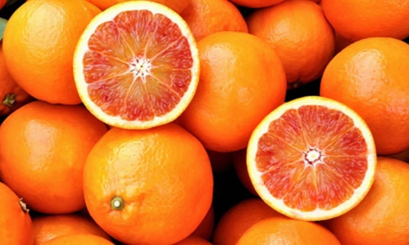 Сицилийский апельсин: фото