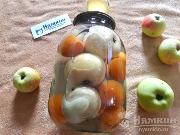 Компот из абрикосов и смородины —  секреты приготовления