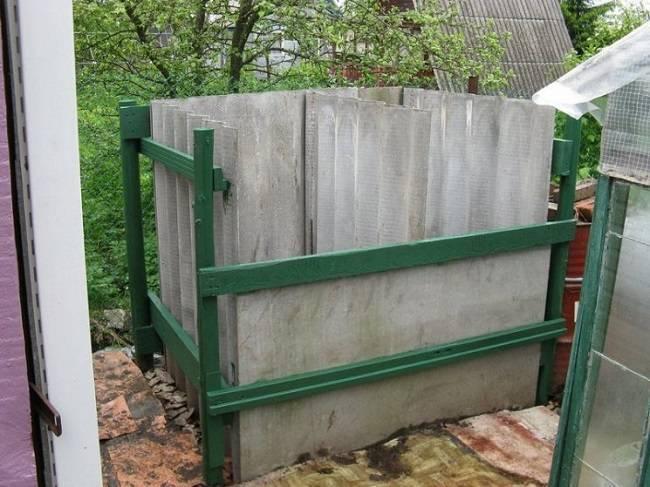 Компостная яма своими руками: назначение на участке, требования к обустройству, принципы устройства, варианты изготовления. рекомендации по эксплуатации компостной ямы