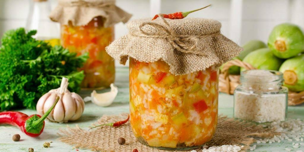 Тещин язык из кабачков на зиму: рецепты с помидорами и перцем, с томатной пастой