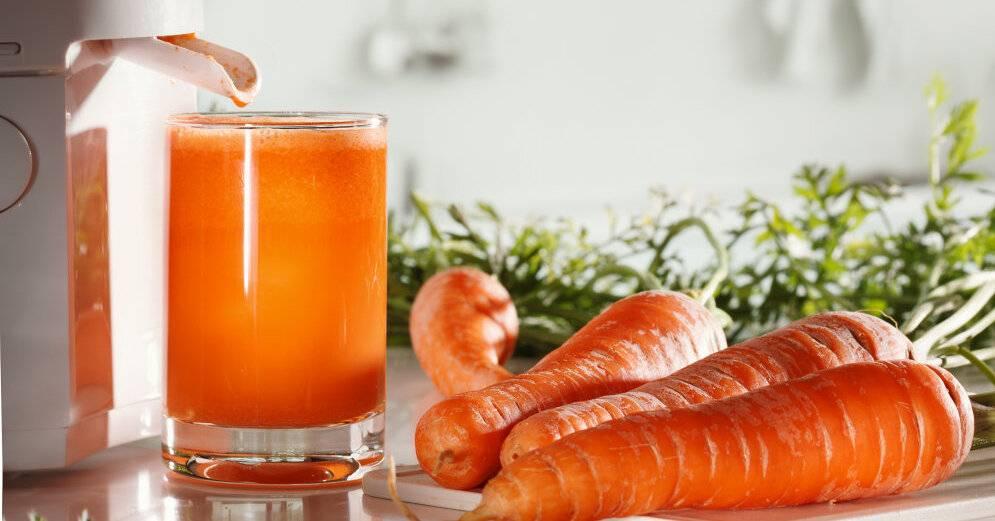 Вы точно знаете, чем полезен морковный сок?