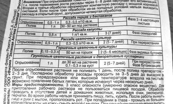 Лучшие препараты для работы с рассадой на supersadovnik.ru