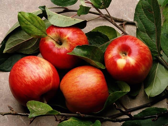 Сколько сахара в яблоке и повышается ли уровень в крови при употреблении