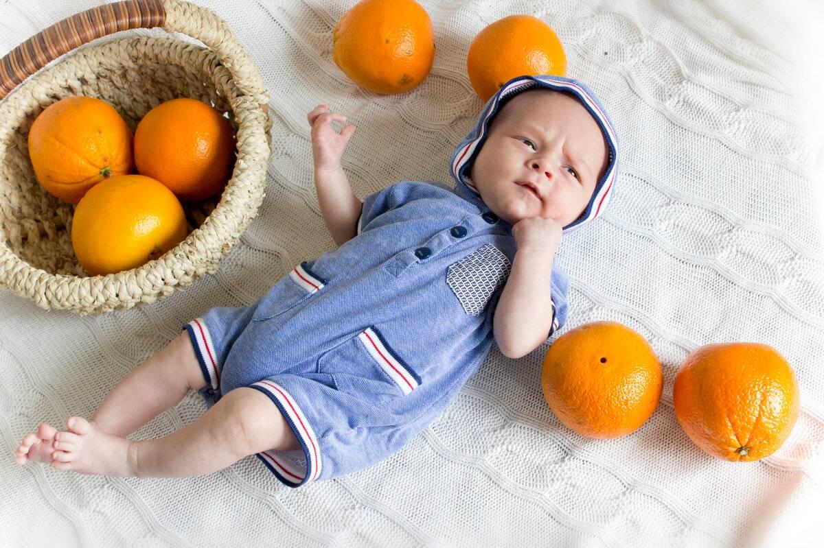 Не опасны ли цитрусовые во время беременности?