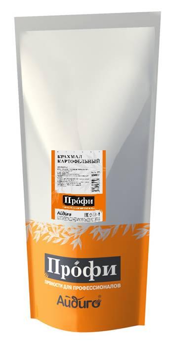 Глава iv. производство картофельного крахмала - ао «плещеевский крахмальный завод»