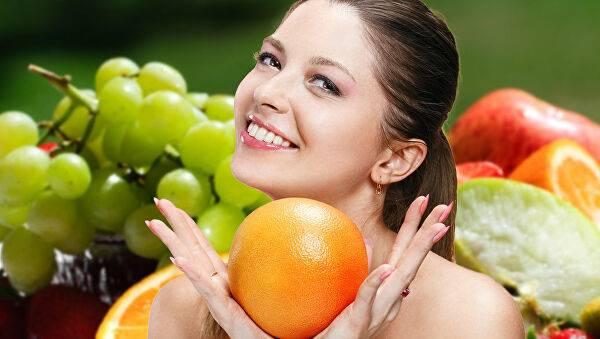 Все про витамины в апельсине