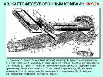 ✅ мини комбайн для уборки картофеля - tractoramtz.ru