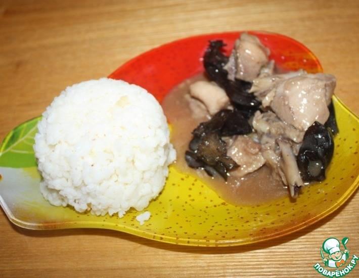 Как готовить китайский черный древесный гриб муэр? китайский черный древесный гриб муэр – вред или польза