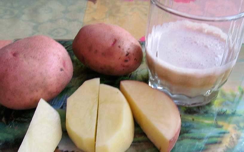 Картофельный сок: польза и чем вреден | польза и вред