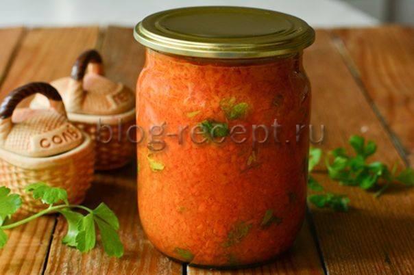 Икра из зеленых помидор на зиму через мясорубку без стерилизации – пальчики оближешь!
