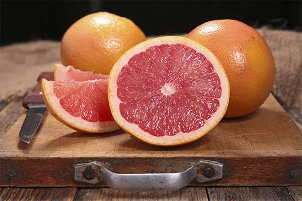 Грейпфрут: уникальные свойства «райского цитруса»