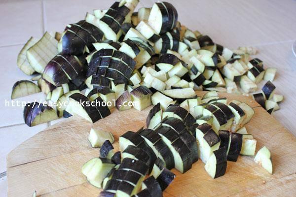 «бакат» из баклажанов на зиму - пошаговый рецепт с фото    консервирование