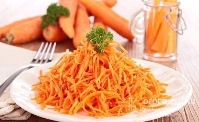 Морковь самсон: характеристика и урожайность сорта