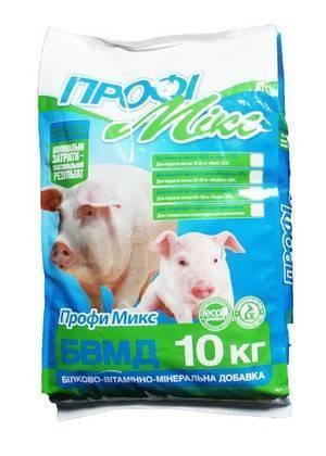 Премиксы для свиней: состав, отзывы, инструкция по применению