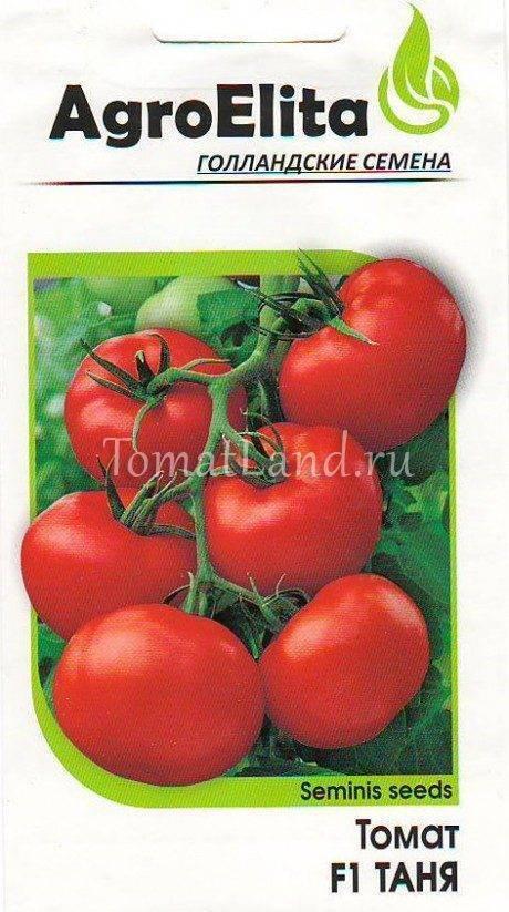 Характеристика и описание сорта томата татьяна – дачные дела