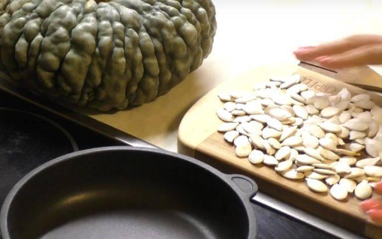 Как сушить тыквенные семечки: способы, полезные советы