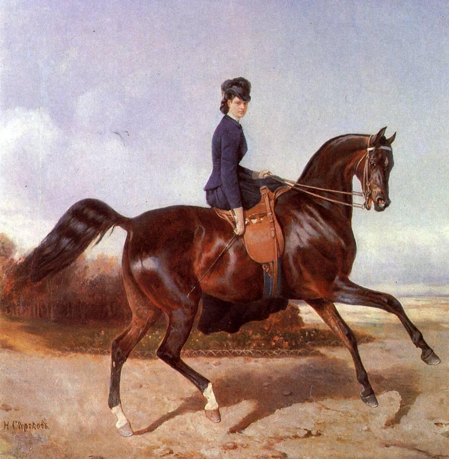 Самые красивые и знаменитые русские породы лошадей