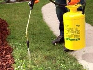 Граунд • защита от сорняков, инструкция по применению