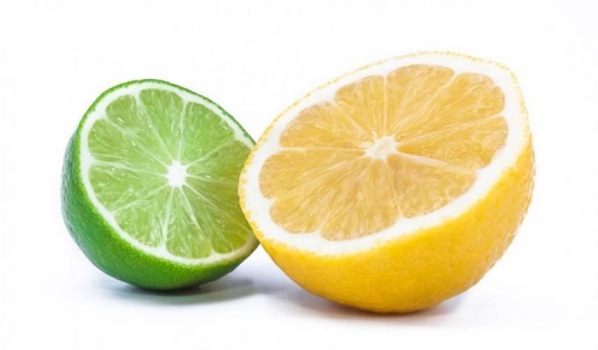 Отличия лимона от лайма - мыдачники