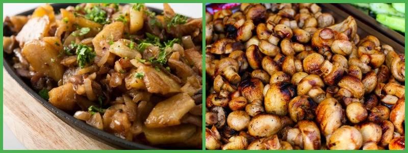 Можно ли есть грибы при похудении и диете