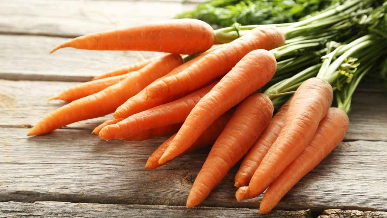 Почему морковка стала оранжевой? до 19 века морковь была фиолетовой! | дачная жизнь