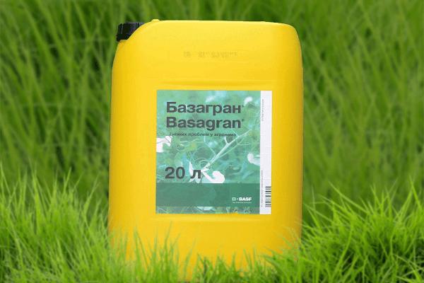 Гербицид базагран: инструкция по применению, механизм действия, нормы расхода