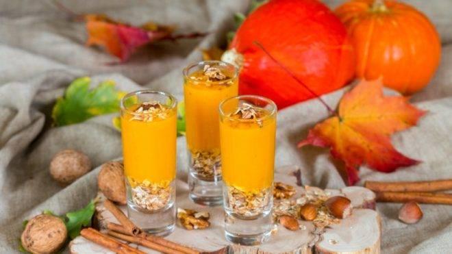 Тыквенный сок, польза и вред для организма человека